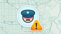 Waze et Coyote: l'État veut empêcher des signalements de contrôles de police