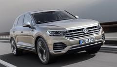 Essai Volkswagen Touareg 2018 : Prix dans la nasse