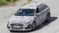 L'Audi A6 Allroad 2019 débusquée dans le sud de l'Espagne
