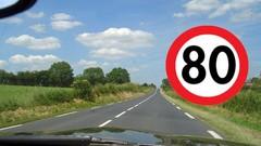Test : l'expérience du 80 km/h