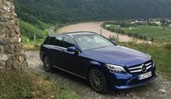 Essai Mercedes Classe C break 2018 : l'étoile qui flambe