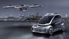 Audi et Airbus développeront des taxis volants dans le ciel d'Ingolstadt