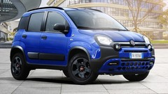 Fiat lance une Panda Waze