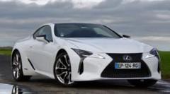 Essai Lexus LC 500h Sport + : Du rêve à la réalité