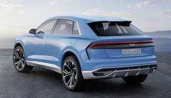 Audi RS Q8 : il pourrait avoir une motorisation Porsche