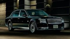 Toyota Century : la limousine hybride à 150 000 euros