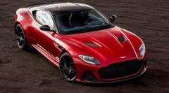 Aston Martin DBS Superleggera : la nouvelle Vanquish S !
