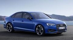 Audi A4 : faciès et poupe relookés