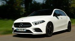 Mercedes Classe A : nouveaux moteurs à essence en juin 2018