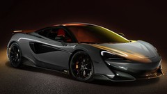 McLaren 600LT : photos et vidéo avant le Festival de Goodwood