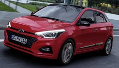 Essai Hyundai i20 restylée : solide en défense