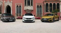 Comparatif Peugeot 508 vs Renault Talisman et Volkswagen Arteon : question d'image