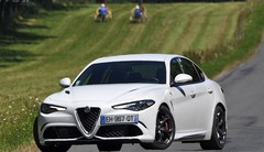 Essai Alfa Romeo Giulia Quadrifoglio AT8 : Les chevaux sauvages