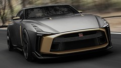 Nissan GT-R50 : une Nismo un peu GT3 avec une tenue Italdesign