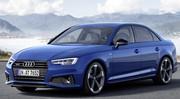 Audi A4 restylée (2018) : rafraichissement estival