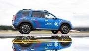 L'équipementier ZF dévoile un Dacia Duster hybride