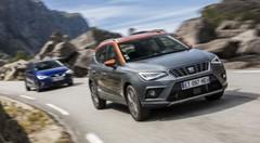 Comparatif : SUV ou berline ? Le Seat Arona affronte la Seat Ibiza
