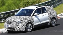 Le petit SUV Volkswagen T-Cross multiplie les tests