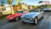 Forza Horizon 4 : la liste complète des voitures en fuite