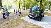Dacia: Le premier pique-nique belge est une réussite