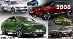 Futurs SUV Coupé : pourquoi tout le monde va s'y mettre ?