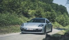 Essai Porsche Panamera Turbo S E-Hybrid Sport Turismo