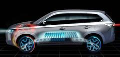 Automobile : les vertus de l'hybride rechargeable