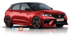 Future Peugeot 208 GTi (2020) : la plus puissante de sa catégorie ?