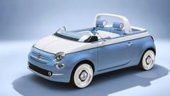 Fiat 500 Spiaggina : un concept à produire et une série spéciale