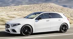 La Mercedes classe A hybride rechargeable avec le moteur Renault