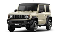 Suzuki lance le nouveau Jimny au Japon