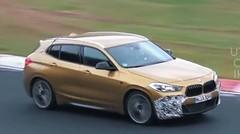 BMW X2 : La version M35i de 300 ch se confirme !