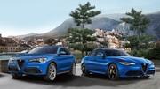 Alfa Romeo Giulia et Stelvio: une version Summer Sport Edition