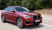 Essai BMW X4 20d : un SUV sans le côté pratique