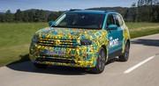 Prise en mains Volkswagen T-Cross : quand elle arrive en ville