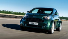 Aston Martin Cygnet V8 : enfin un moteur digne du blason
