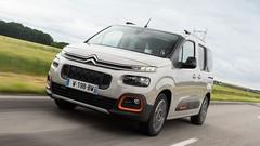 Essai du Citroën Berlingo... spacieux et ingénieux
