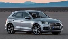 Essai Audi Q5 TDI 190 ch quattro (2017) : de l'audace, pour quoi faire ?