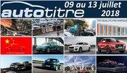 Résumé Auto Titre du 09 au 13 juillet 2018