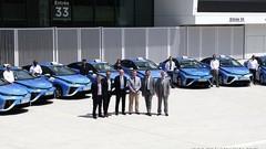 100 taxis à hydrogène roulent à Paris
