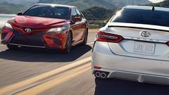 La Toyota Camry européenne se prépare