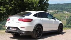 Essai Mercedes-AMG GLC 63 S Coupé : Sprinteuse en talons hauts