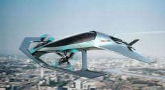 Aston Martin Volante Vision concept : une Aston pour conquérir le ciel