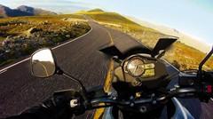 Rodéo urbain à moto : jusqu'à 5 ans de prison et 75 000 euros d'amende