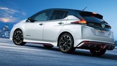 Nouvelle Nissan Leaf: une version Nismo