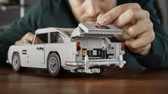 Aston Martin DB5 Lego : la voiture de James Bond dans votre salon