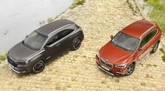 Essai BMW X1 vs DS 7 Crossback : Premium qui peut…