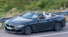 La nouvelle BMW Série 8 cabriolet déjà surprise