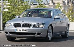 Essai BMW Hydrogen 7 : De multiples découvertes inattendues à son volant