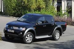 Essai Mitsubishi L200 2.5 TD 170 ch : Un SUV avec une benne